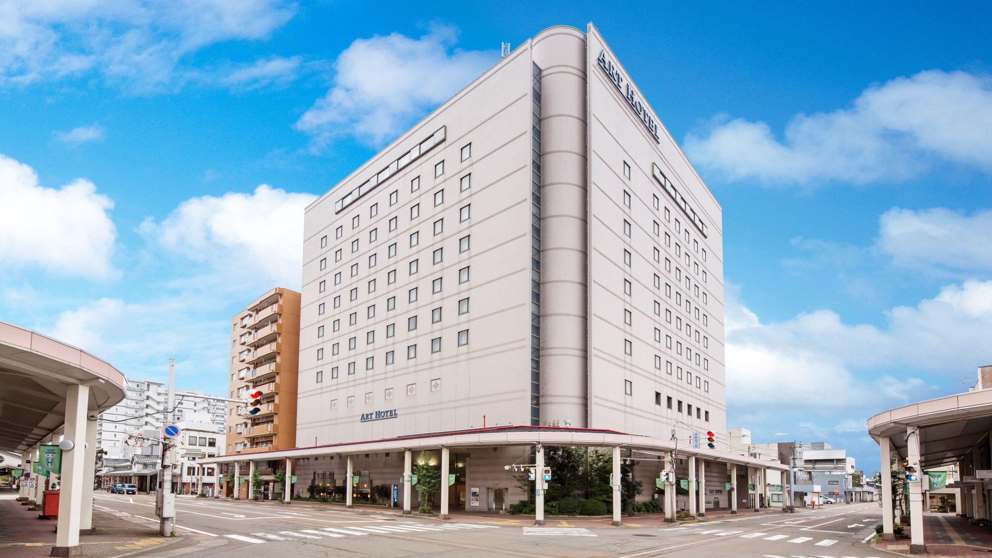 アートホテル上越(旧:ホテルラングウッド上越)