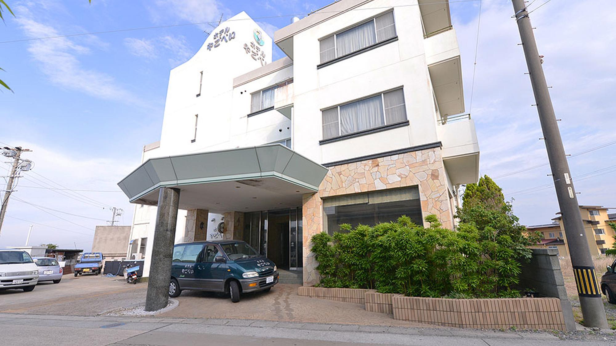 日間賀島 ホテルやごべい