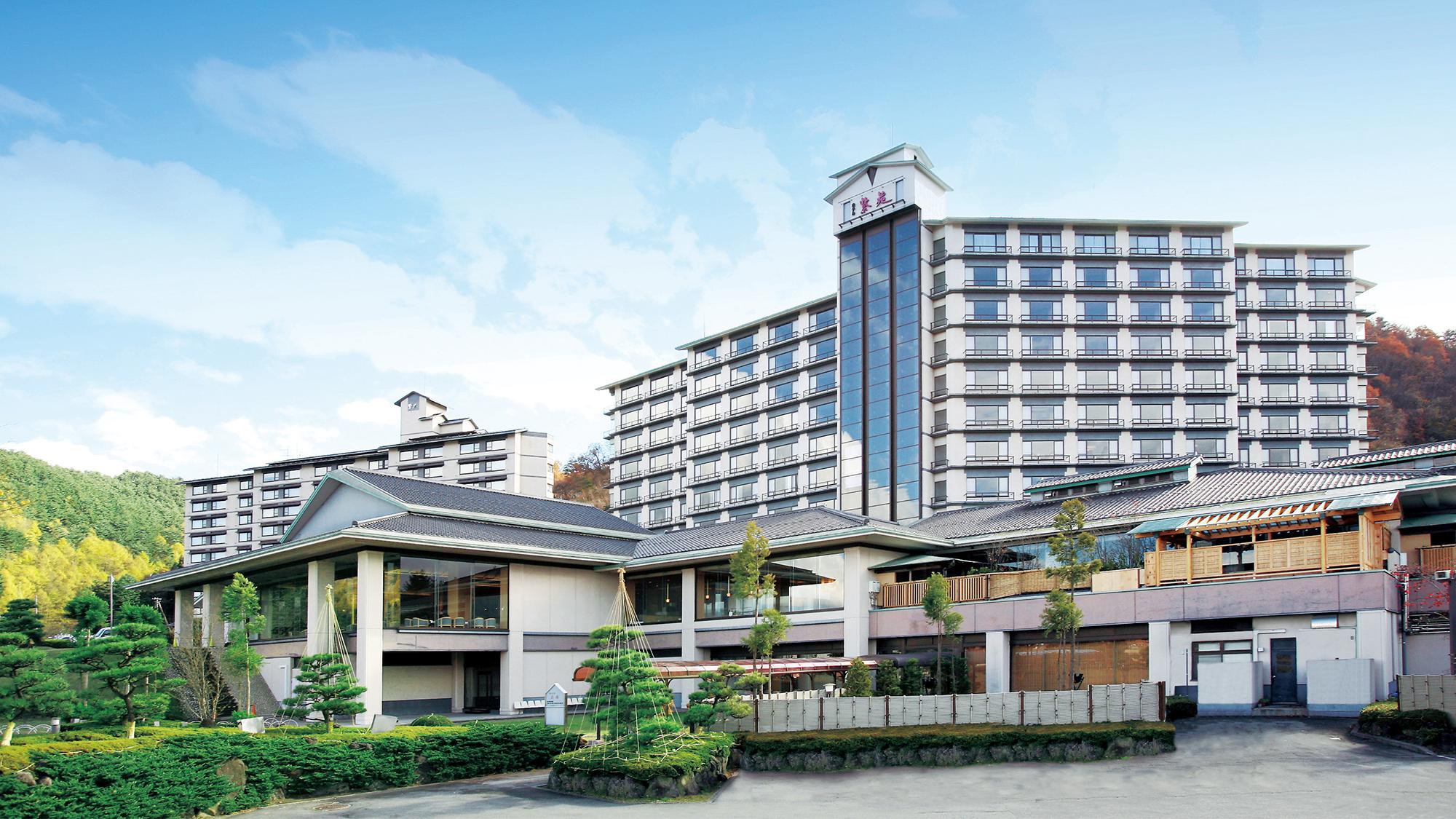 繋温泉 ホテル紫苑