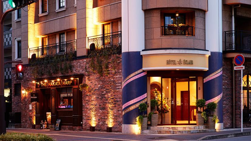 ホテルエクレール博多