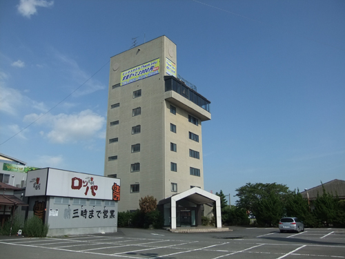 ビジネスホテル サンキュー四日市桑名店