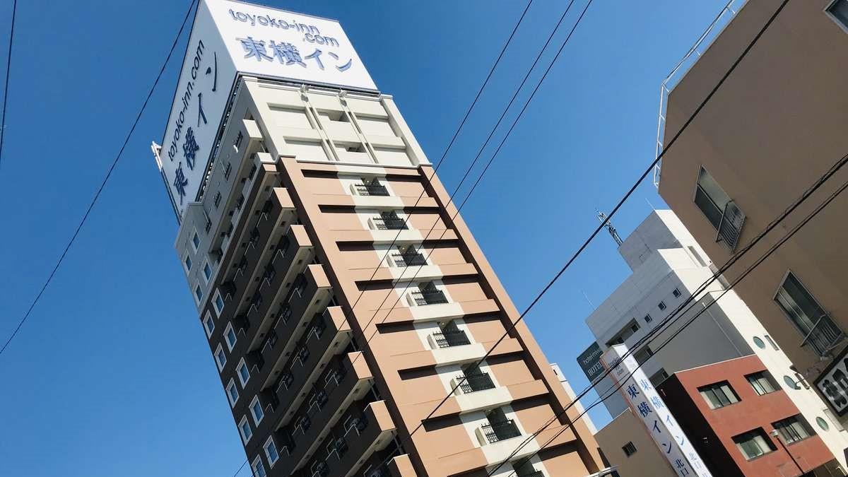 東横イン富士山沼津駅北口2(旧:沼津駅北口正面)