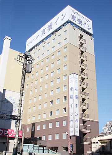 東横イン東武宇都宮駅西口