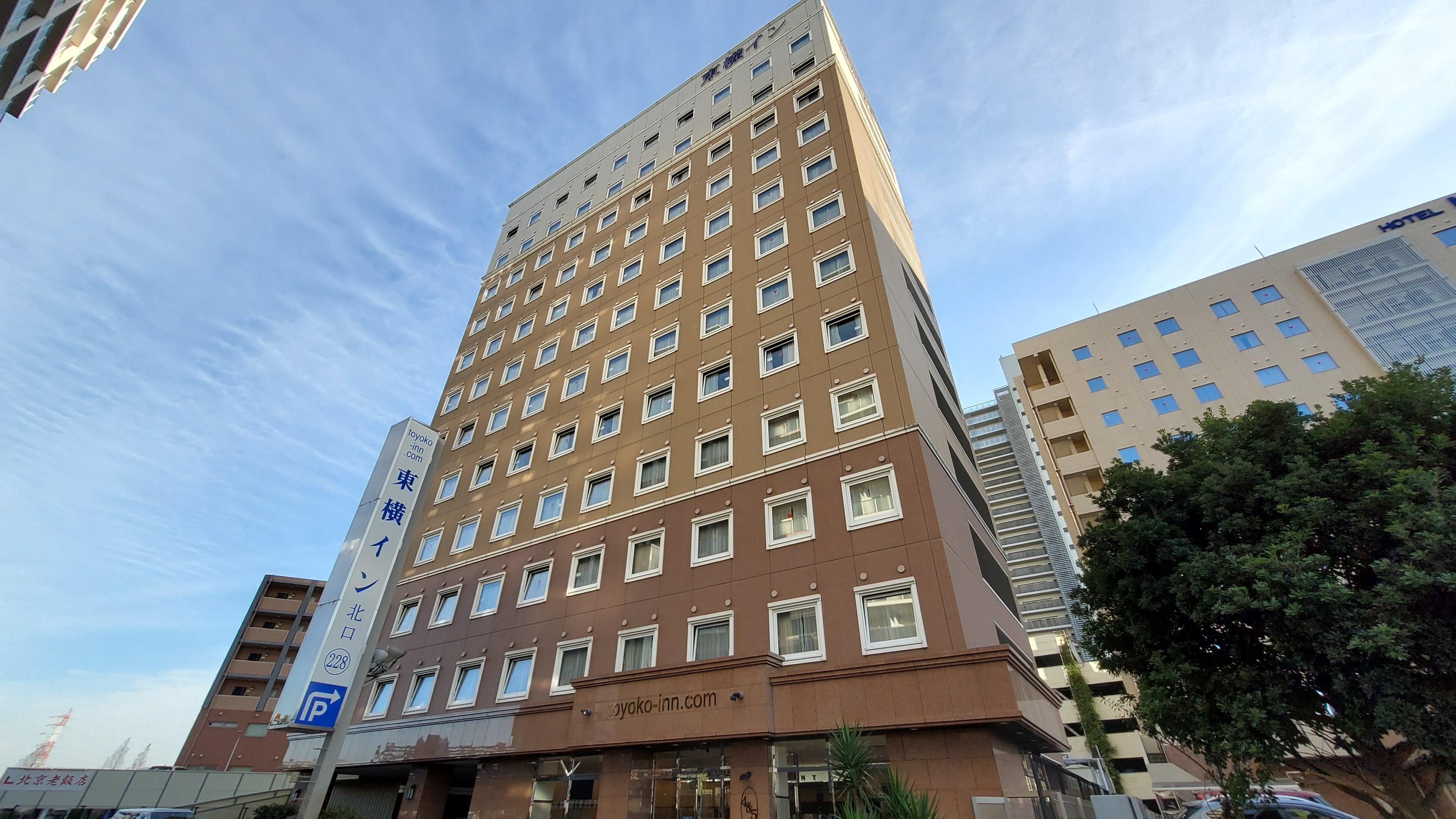 東横インつくばエクスプレス研究学園駅北口