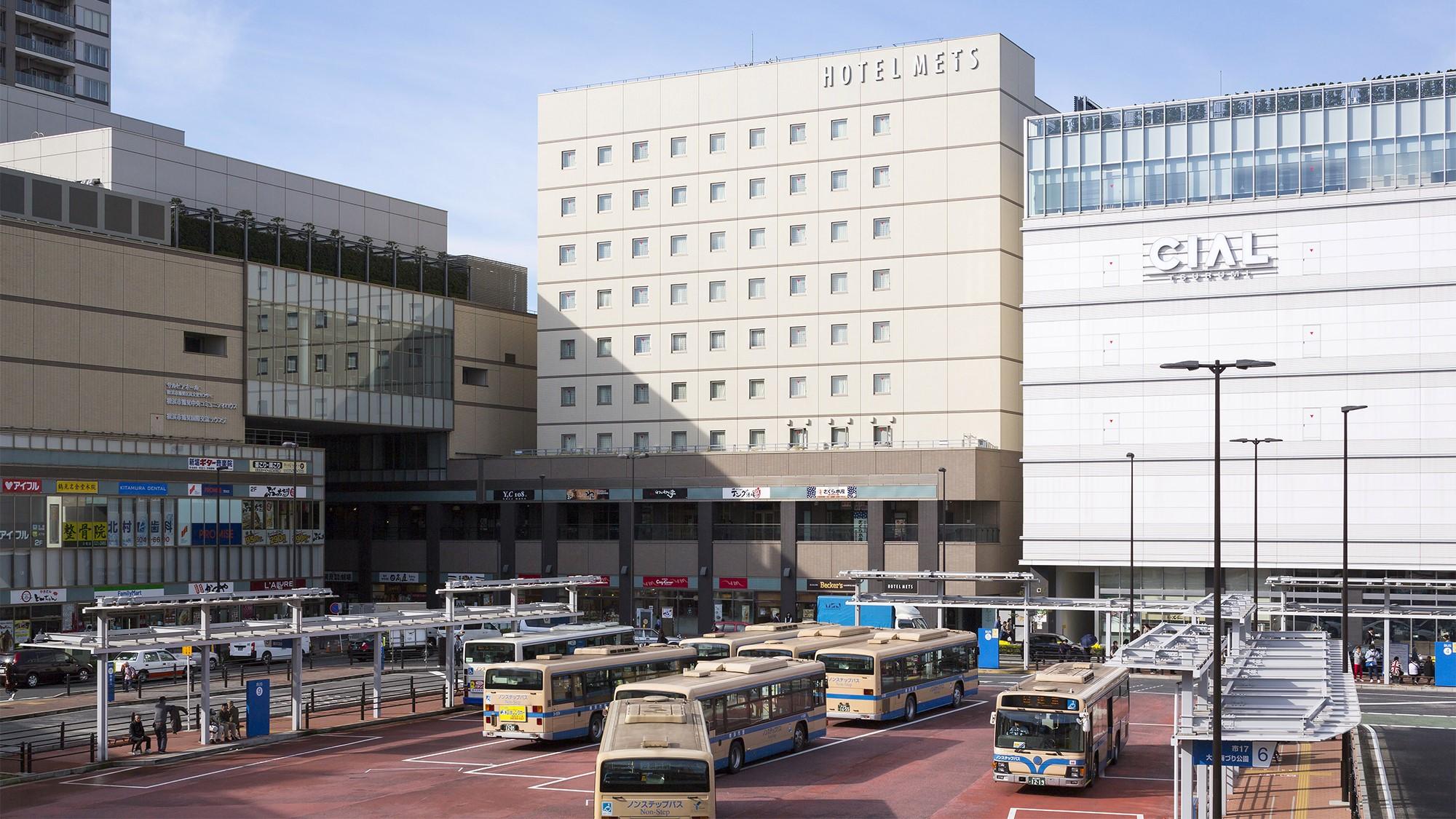 ホテルメッツ横浜鶴見<JR東日本ホテルズ>