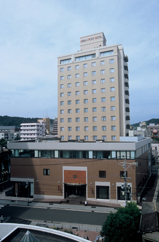 アーバンポートホテル鹿児島(平成28年9月1日より ホテルリブマックス鹿児島)
