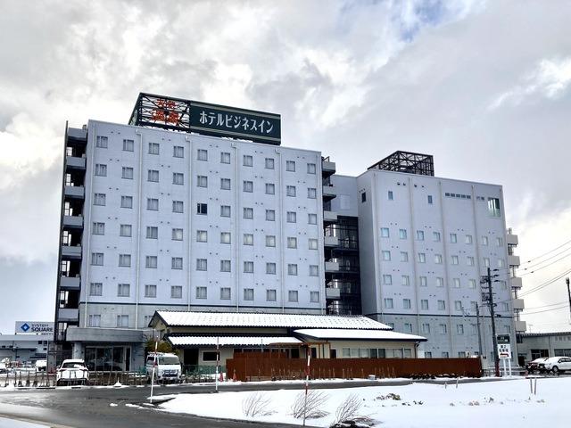 ホテル ビジネスイン長岡
