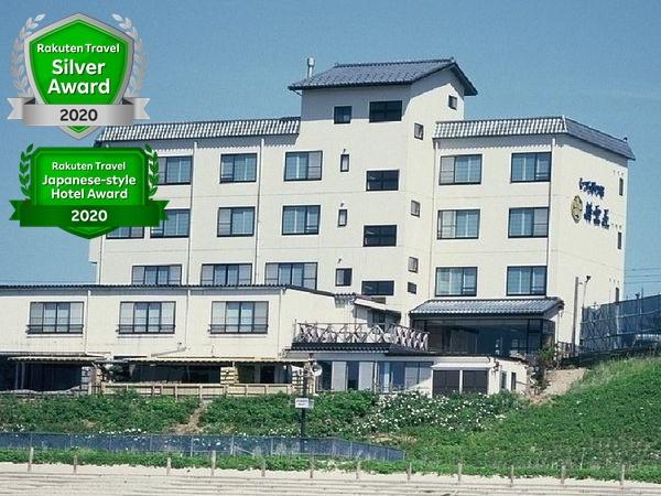 瀬波温泉 くつろぎの宿 旅館 静雲荘