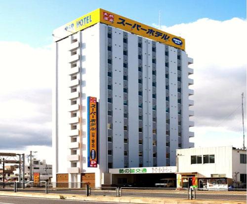 スーパーホテル四日市・国道1号沿