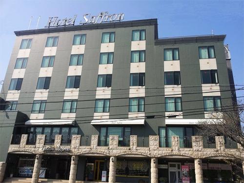 ホテルサフラン