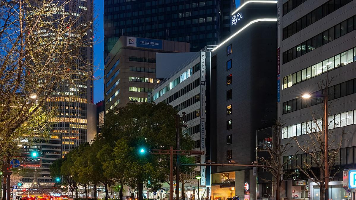 ホテルリソル名古屋(2017年4月1日全館リニューアルオープン)