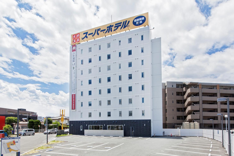 スーパーホテル甲府昭和インター