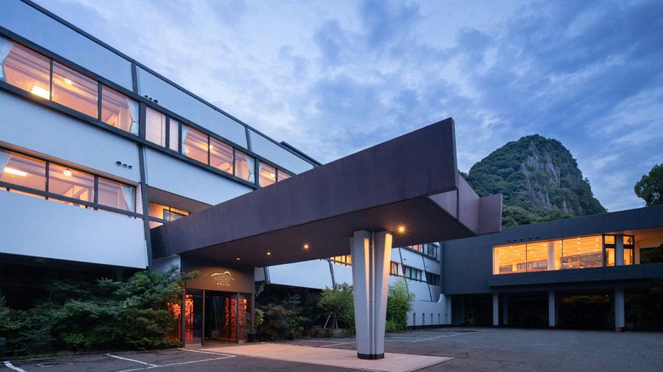 武雄温泉 御船山楽園ホテル(旧 御船山観光ホテル)