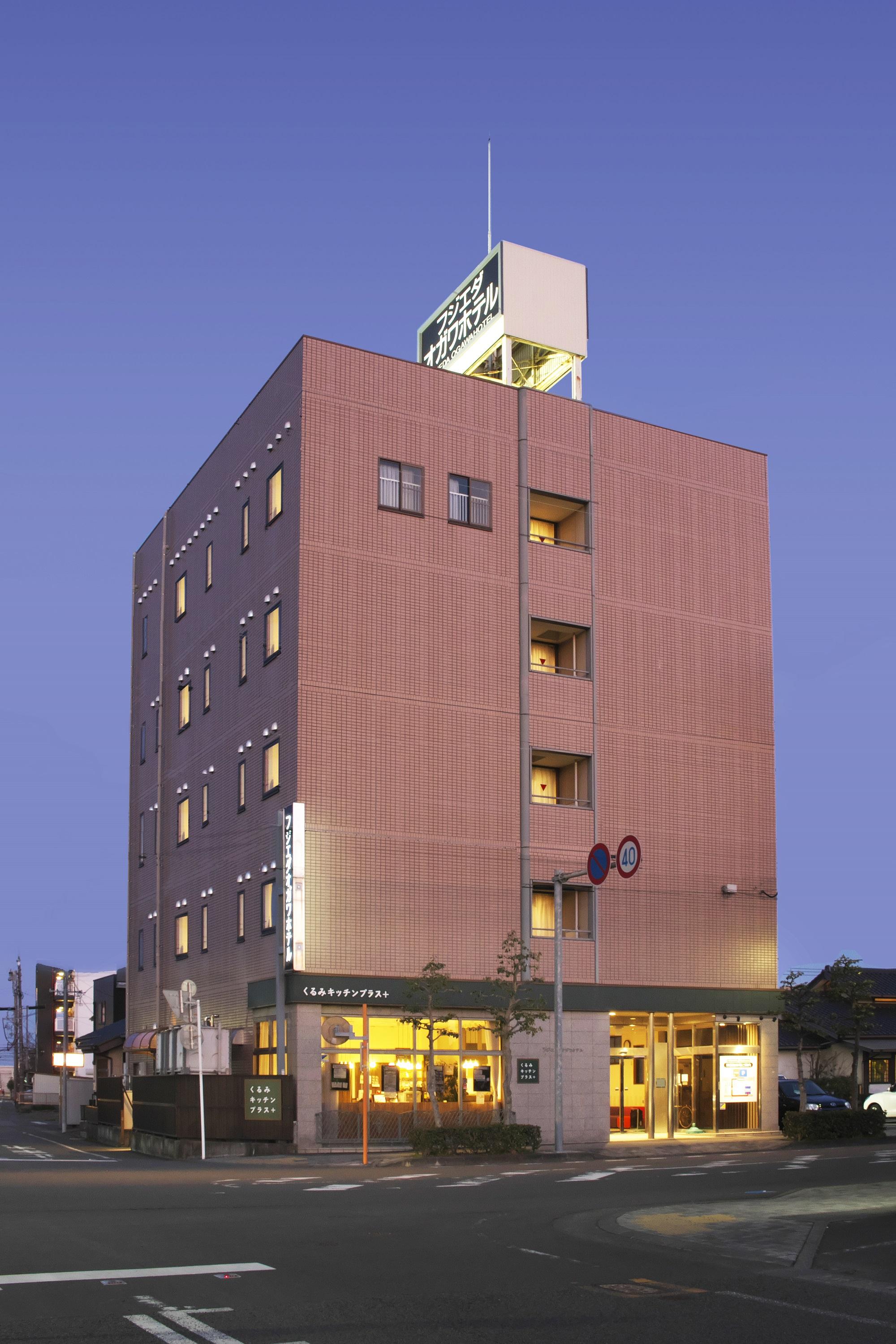 フジエダ オガワホテル