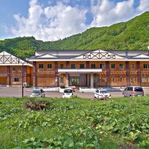 奥の湯 森吉山荘