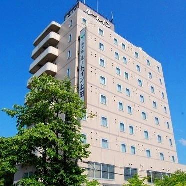 ホテルルートイン上田−国道18号−