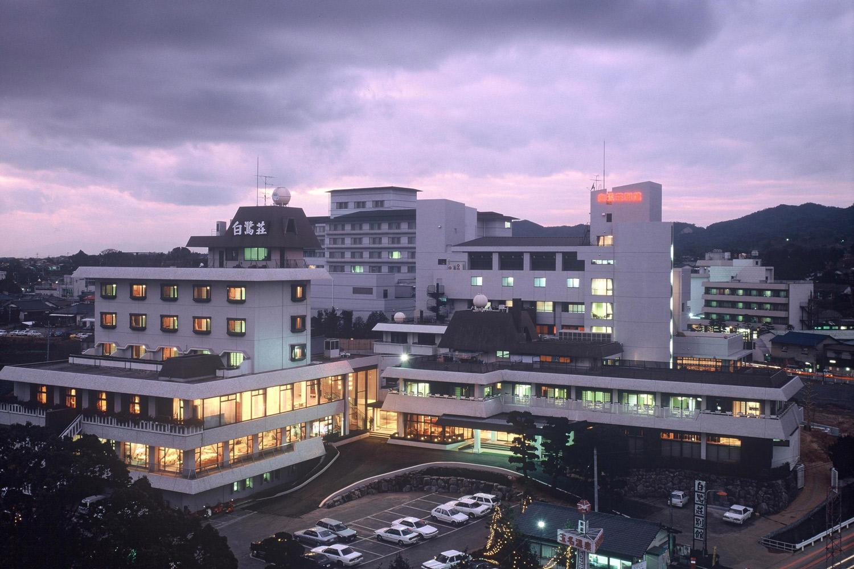 玉名温泉 ホテルしらさぎ(旧:白鷺荘別館)