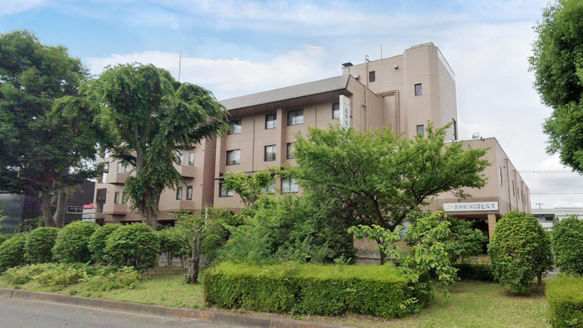 ホテルつくばヒルズ学園西大通り店(BBHホテルグループ)