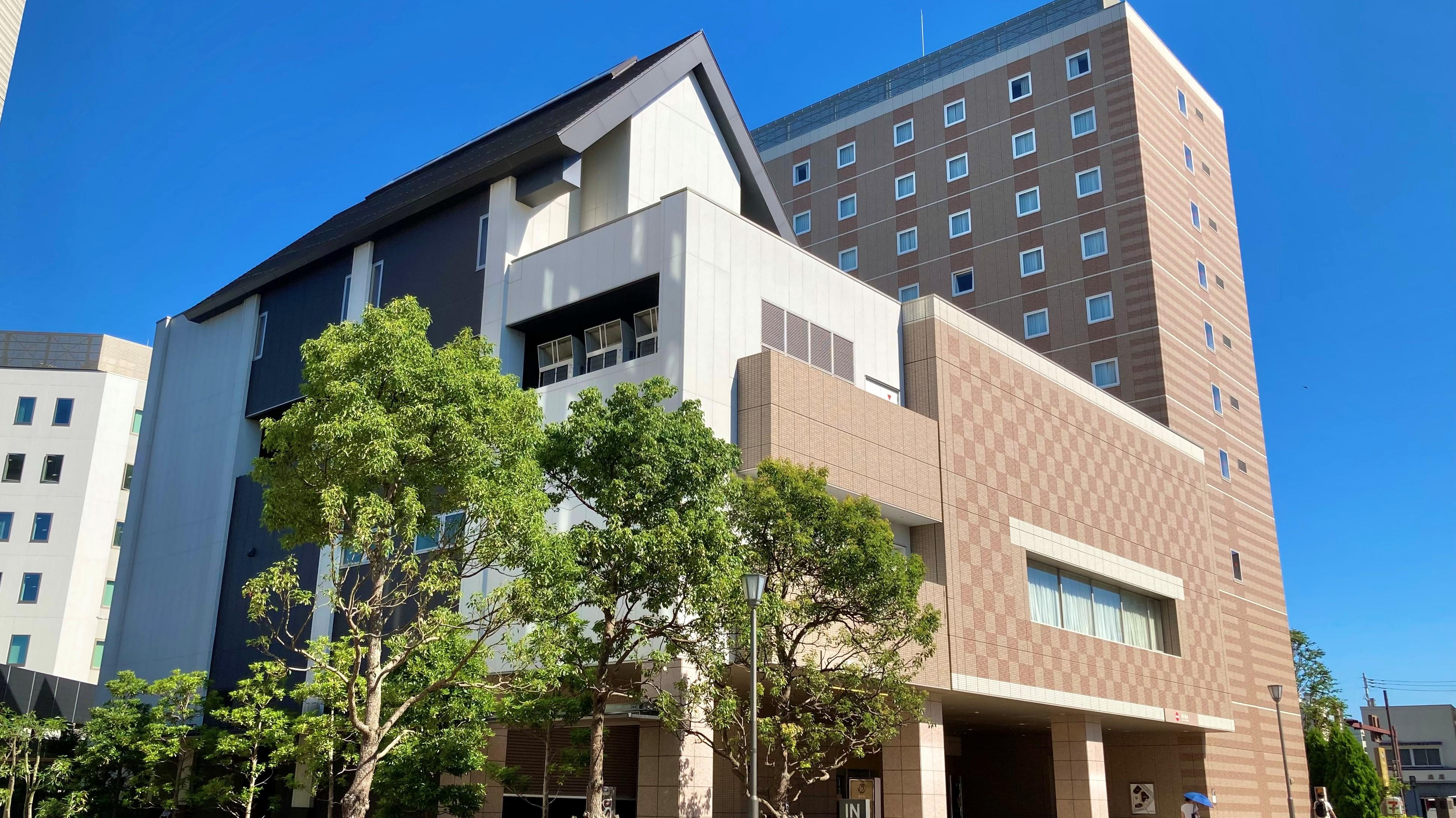 ホテル・ザ・ウエストヒルズ・水戸(リッチモンドホテルズ提携ホテル)