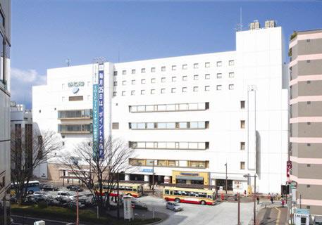 小田急ステ−ションホテル 本厚木