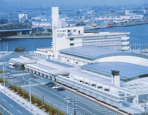 アミティ舞洲(大阪市舞洲障がい者スポーツセンター)