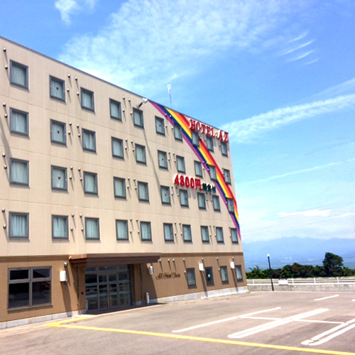 HOTEL AZ 長崎雲仙店