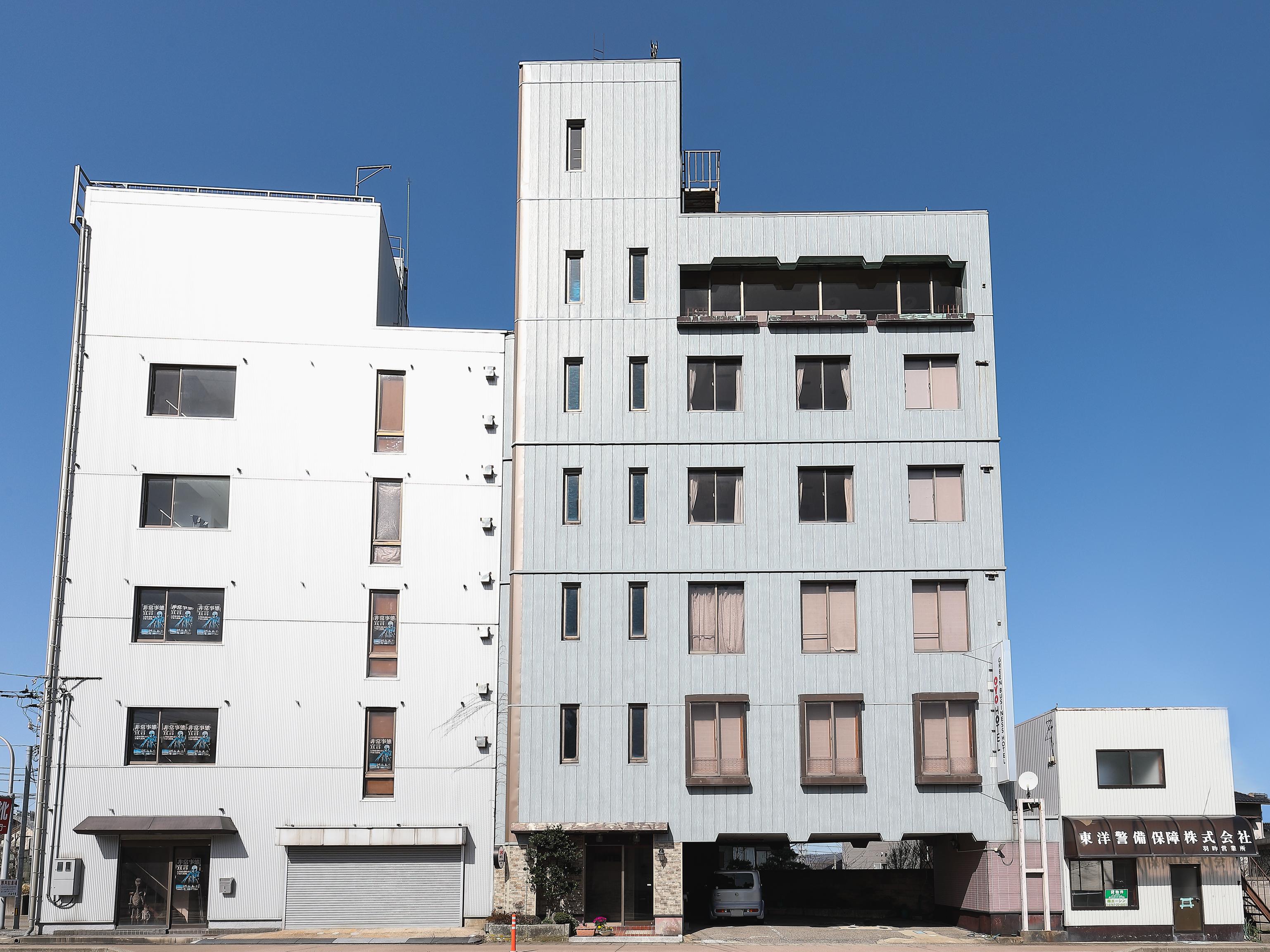 グリーンビジネスホテル <石川県>
