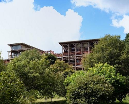 保健農園ホテル フフ山梨