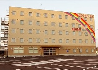 HOTEL AZ 愛媛松山西店