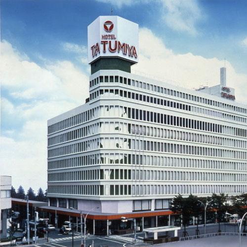 ホテル辰巳屋<福島県>
