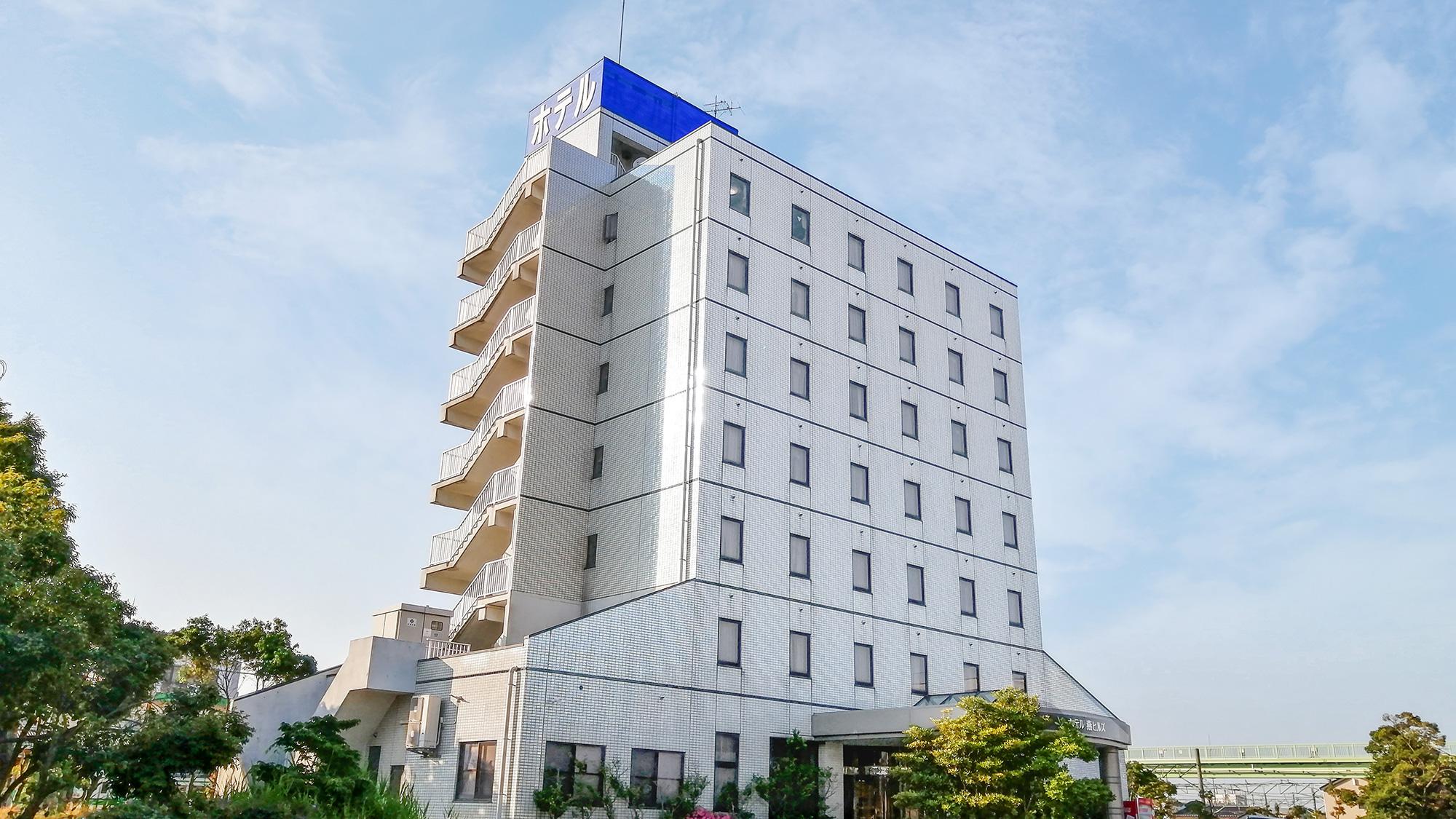 ホテル燕ヒルズ(BBHホテルグループ) 旧ホテルミナト
