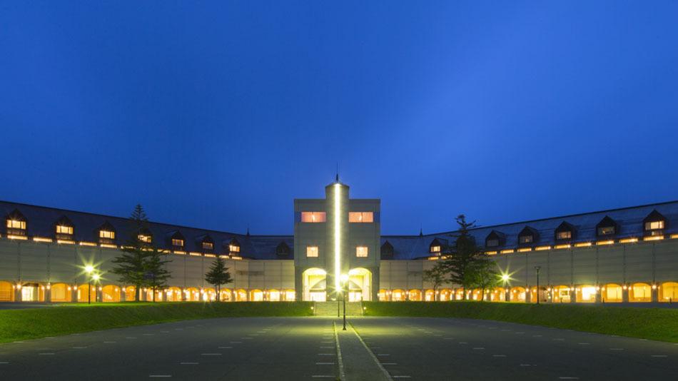 裏磐梯レイクリゾート 迎賓館 猫魔離宮(旧:裏磐梯猫魔ホテル)