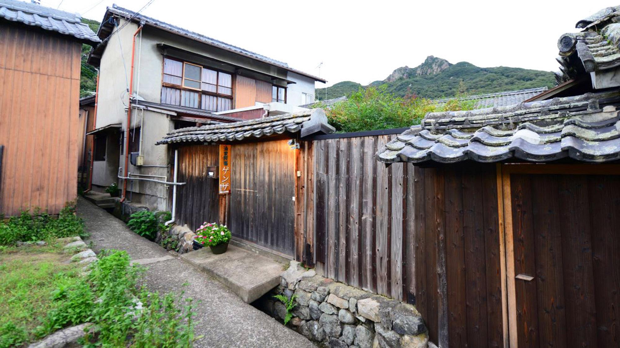 漁家民宿ゲンザ ゲストハウスGENZA <小豆島>