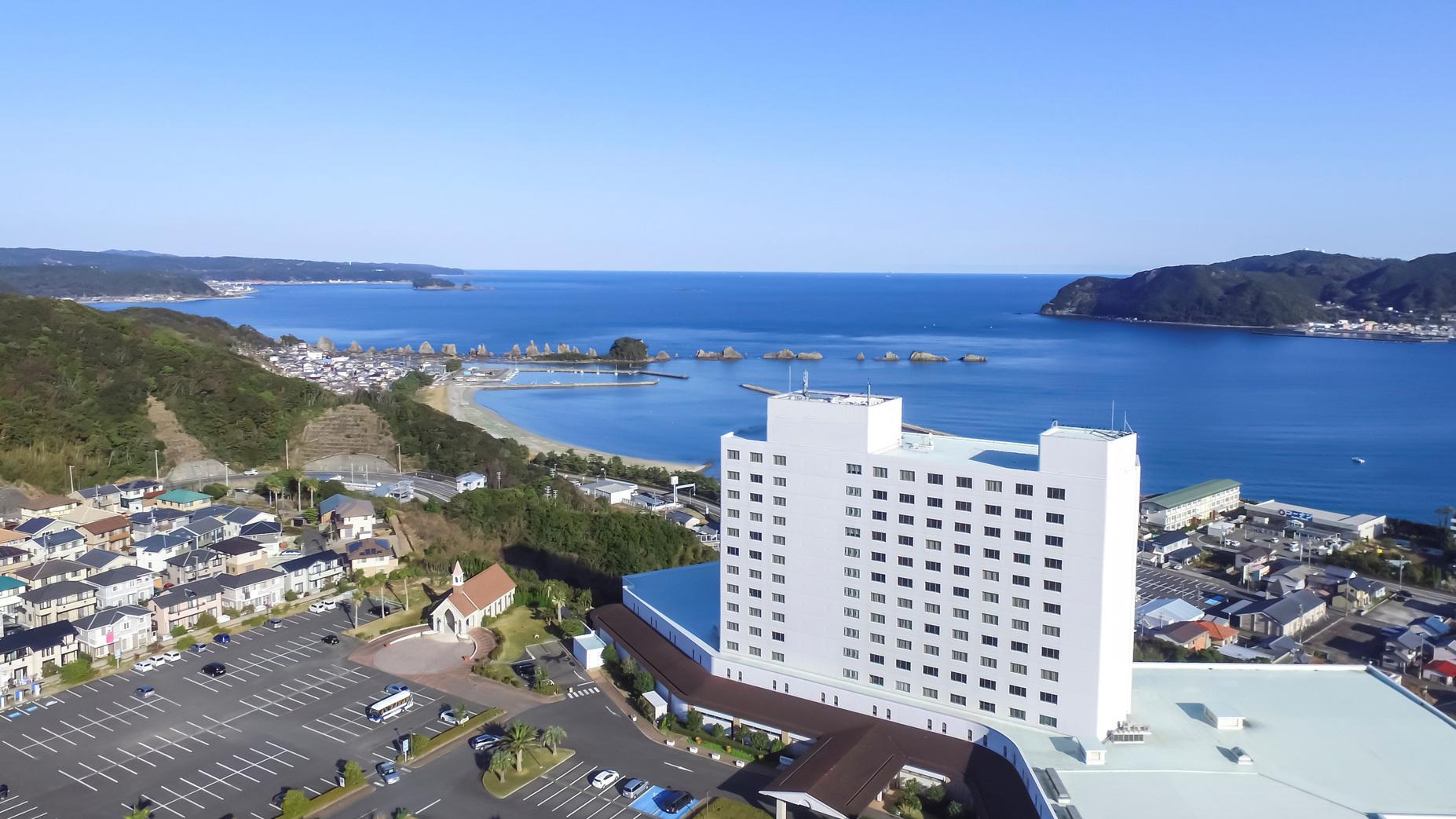 ホテル&リゾーツ 和歌山 串本 −DAIWA ROYAL HOTEL−
