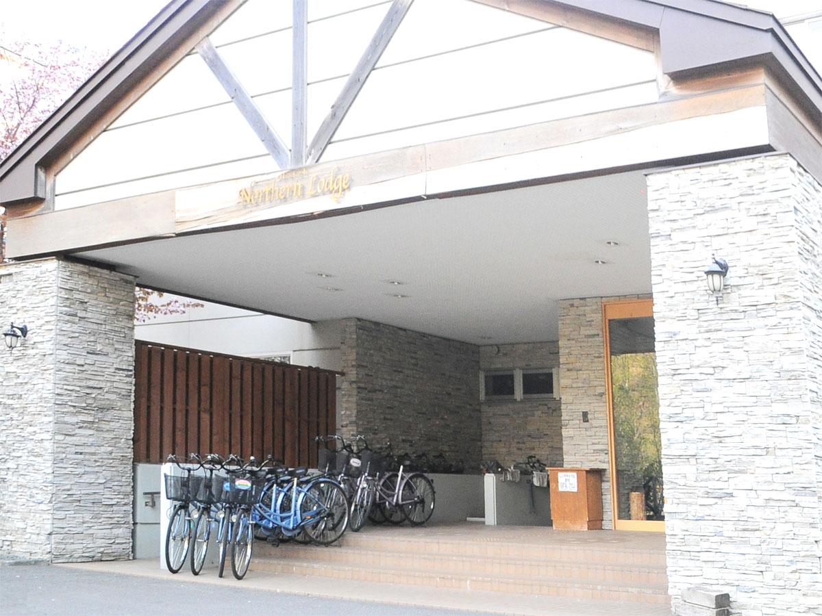 層雲峡温泉 ホテル ノーザンロッジ