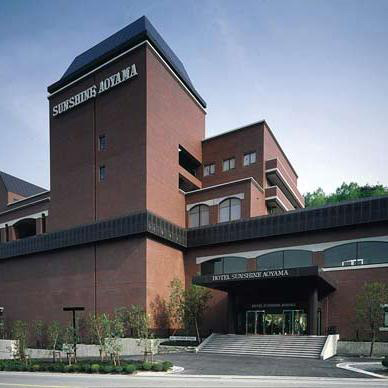 ホテル サンシャイン青山