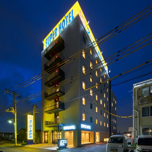 スーパーホテル千葉・市原(2016年9月29日グランドオープン)