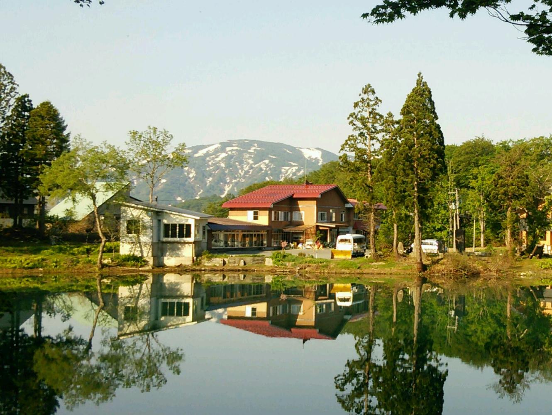 湖畔の宿 月山志津温泉 清水屋旅館