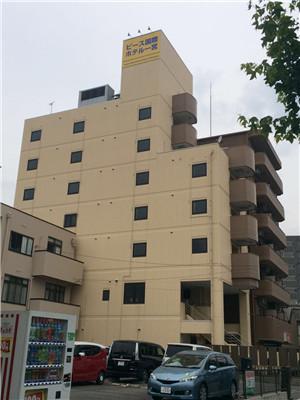 ピース国際ホテル一宮