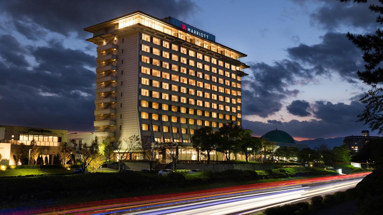 琵琶湖マリオットホテル(2017年7月28日オープン)