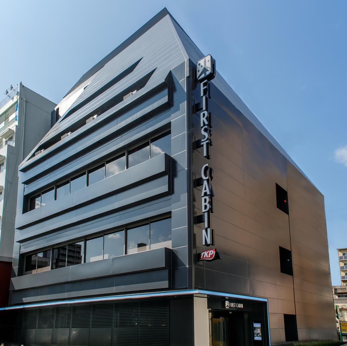 FIRST CABIN(ファーストキャビン)TKP名古屋駅(2017年9月1日オープン)