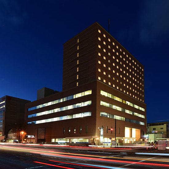 HOTEL SANKYO FUKUSHIMA ホテルサンキョーフクシマ