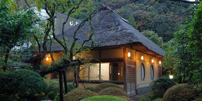 箱根湯本温泉 離れ山家荘