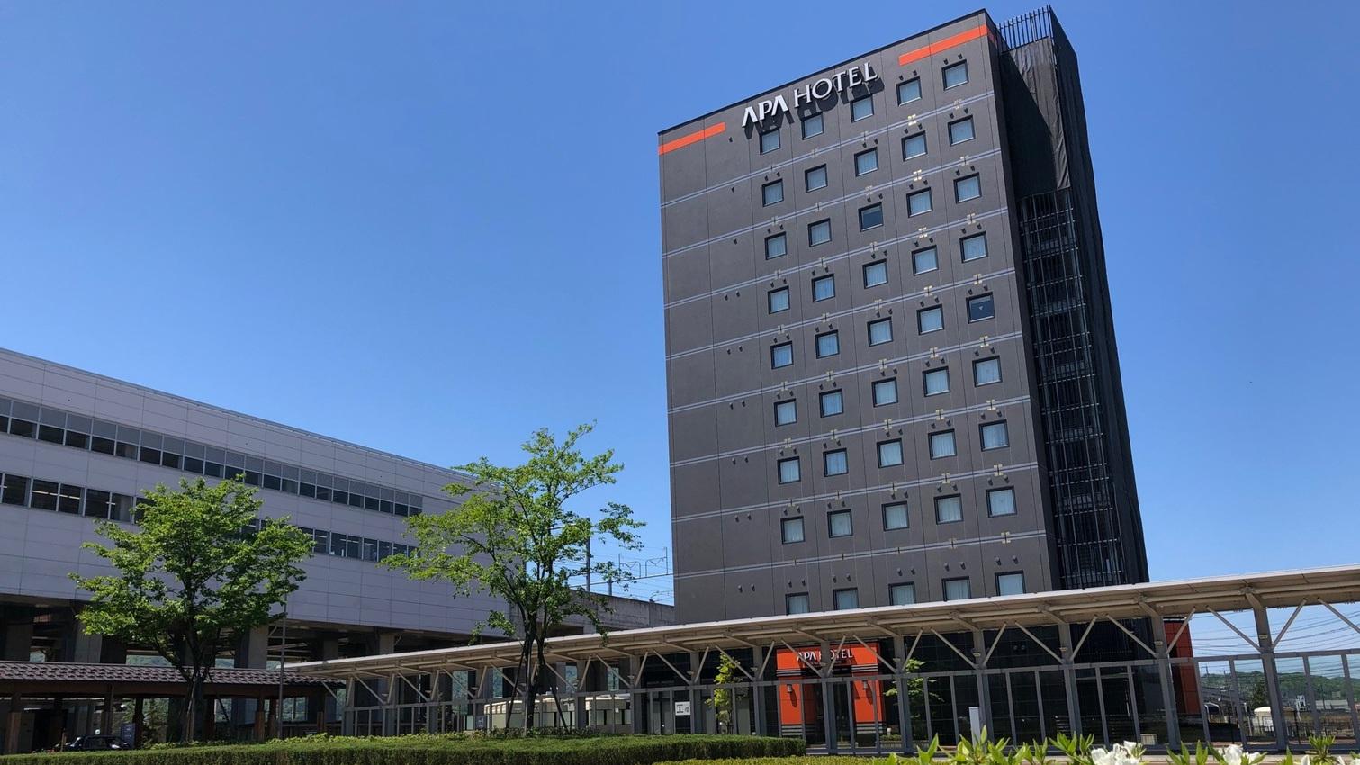 アパホテル<上越妙高駅前>(2018年7月2日オープン)
