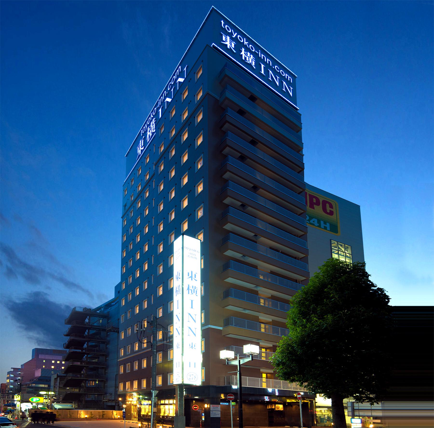 東横イン松戸駅東口