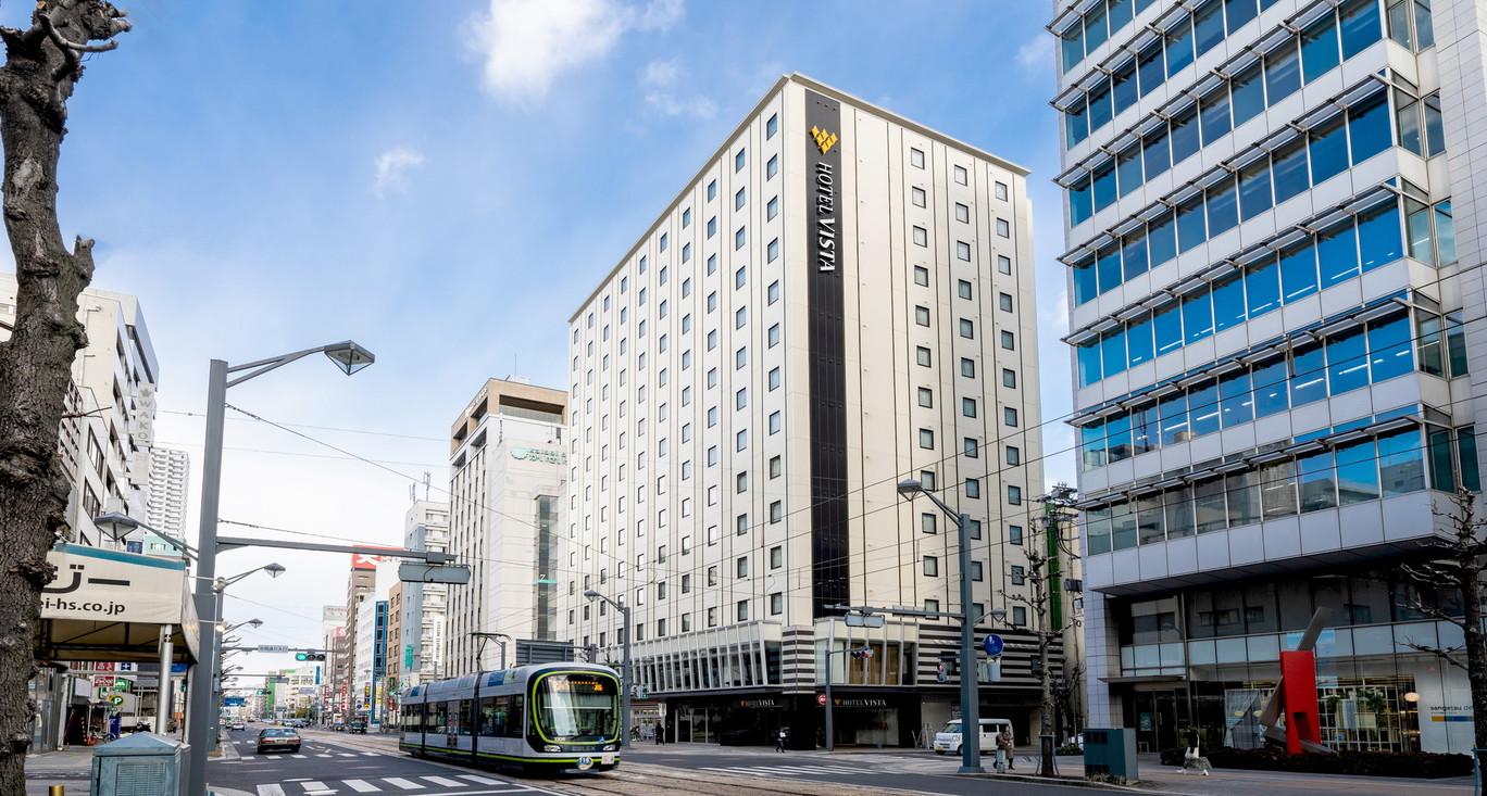 ホテルビスタ広島(2018年8月1日オープン)