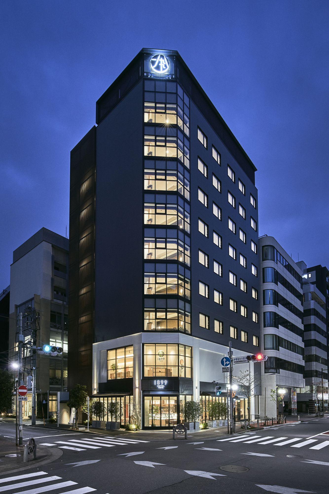ホテル1899東京(2018年12月1日オープン)