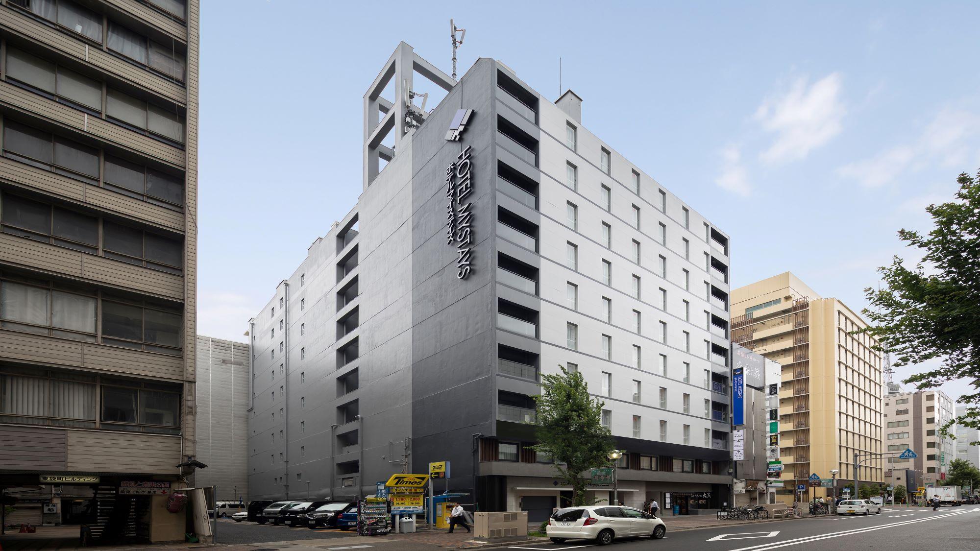 ホテルマイステイズ名古屋錦(2018年7月5日オープン)