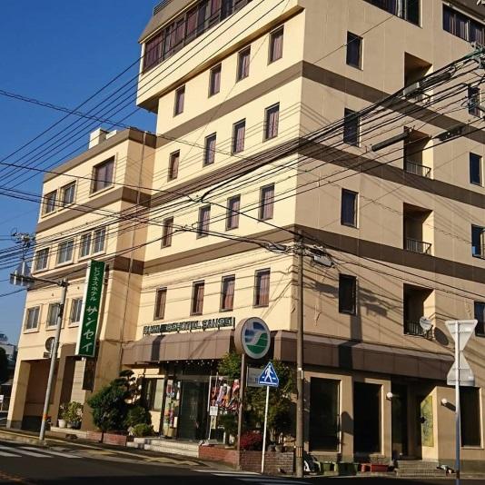 ビジネスホテル サンセイ