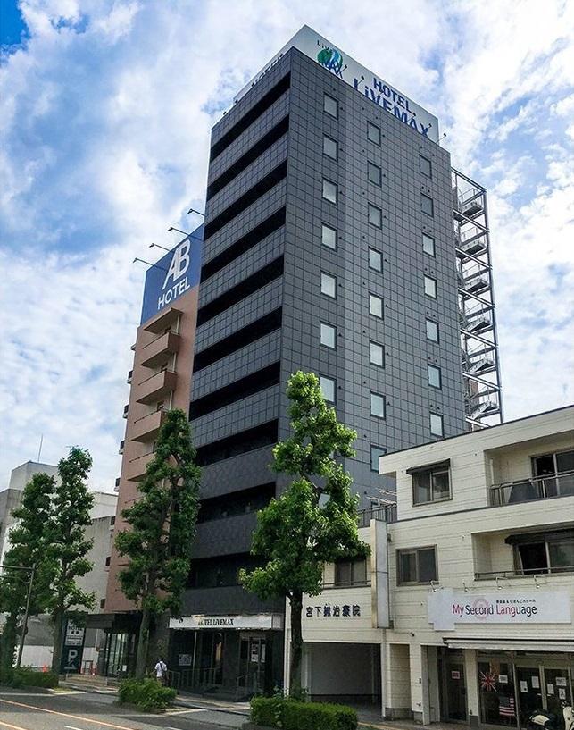 ホテルリブマックス岐阜駅前